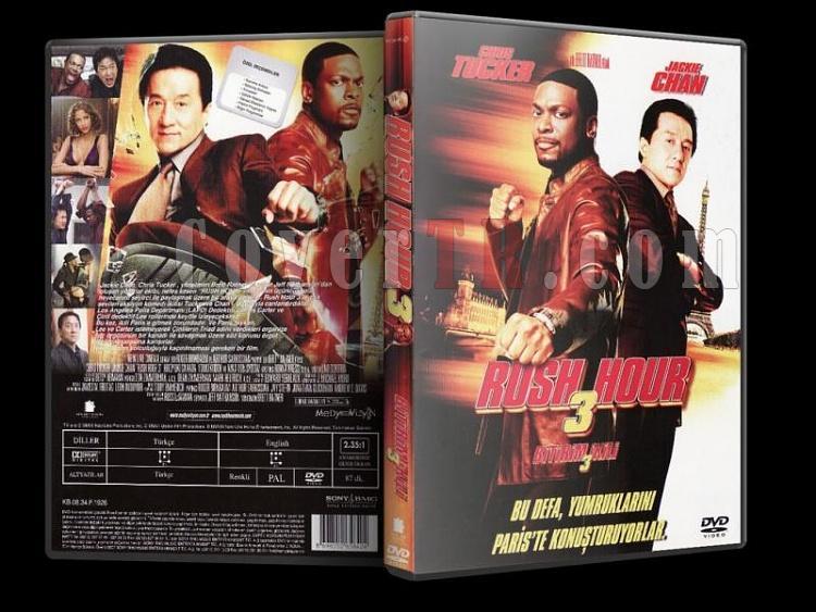 Bitirim İkili 3 (Rush Hour 3) Türkçe Dvd Cover-bitirim-ikili-3-rush-hour-3-turkce-coverjpg