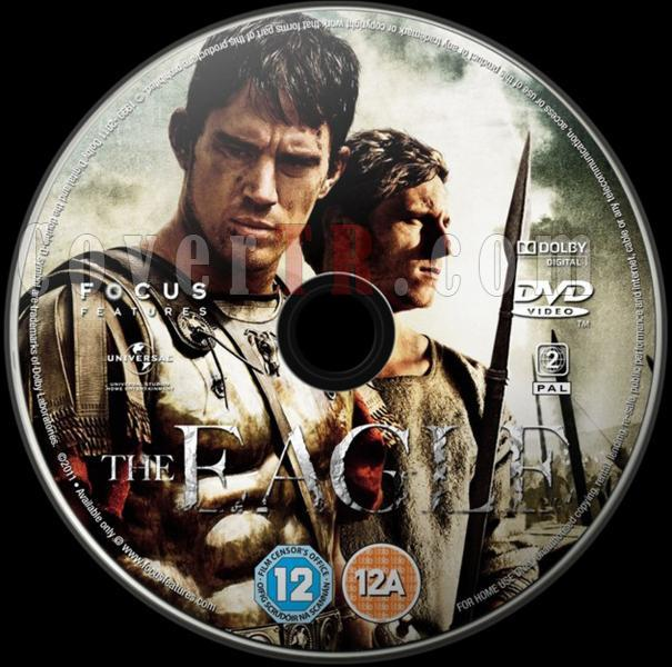 Eagle (Kartal) - Scan Dvd Label - English [2011]-eaglesjpg