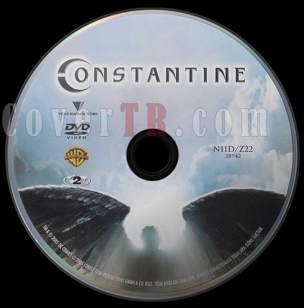 Constantine - Scan Dvd Label - Türkçe [2005]-co1jpg