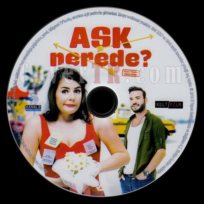 Aşk Nerede - Scan Dvd Label - Türkçe [2015]-ask-neredejpg
