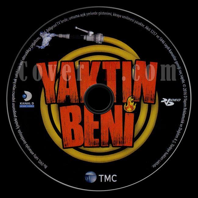 Yaktın Beni - Scan Dvd Label - Türkçe [2015]-yaktin-benijpg