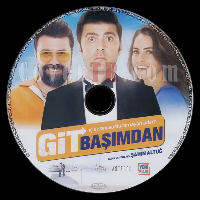 Git Başımdan - Scan Dvd Label - Türkçe [2015]-git-basimdanjpg