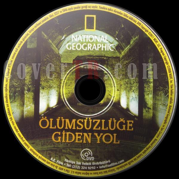 National Geographic - Mısır - ölümsüzlüğe Giden Yol - Dvd Label - Türkçe-misir-olumsuzluge-giden-yol-dvd-label-turkcejpg
