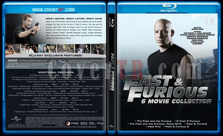 Fast & Furious (1-6) - Custom Bluray Cover Box Set - English [2001-2013]-blu-ray-1-disc-flat-3173x1762-11mmjpg
