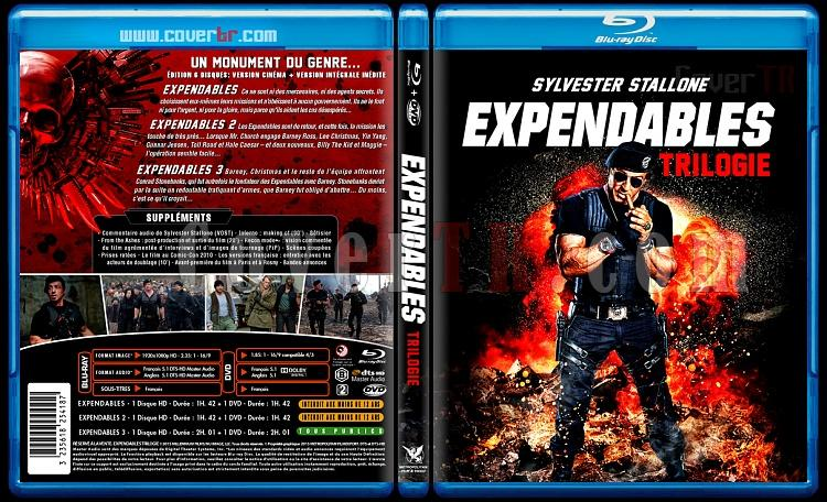 Expendables (Trilogy) - Custom Bluray Cover Box Set - French [2015]-expe-trilo-11mmjpg