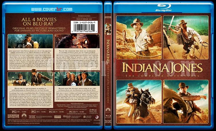 Indiana Jones Collection - Custom Bluray Cover Box Set - English [1981-2008]-indianajonesthecompleteadventuresbluraycoverbunnydojo0jpg