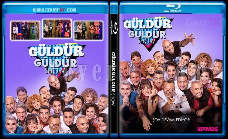 Güldür Güldür Koleksiyonu - Custom Bluray Cover Box Set - Türkçe-1jpg