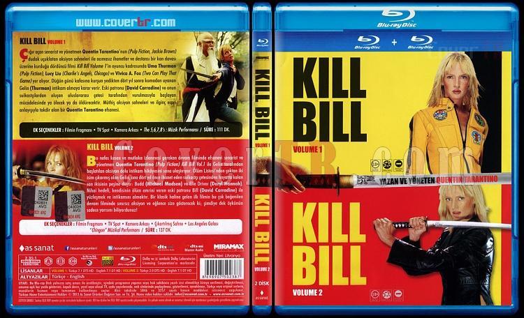 Click image for larger version  Name:Kill Bill Vol. 1-2 - Scan Dvd Cover Box Set - English [2003-2004].jpg Views:1 Size:108.0 KB ID:38608