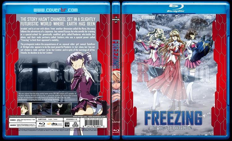 Freezing - Custom Bluray Cover - English [2013]-freezingjpg