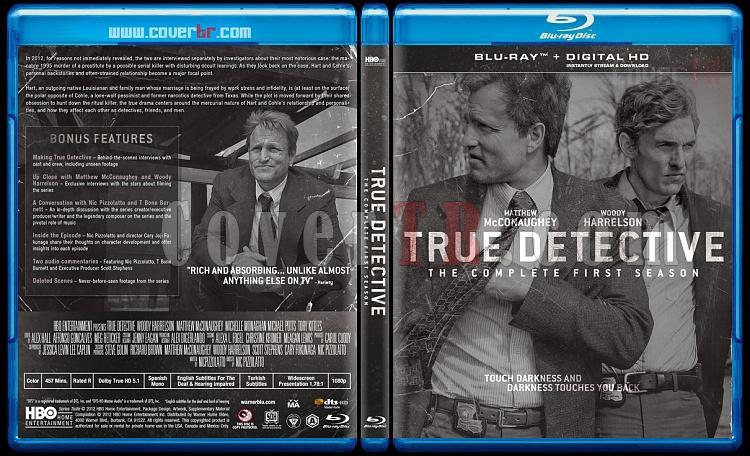 True Detective (Season 1) - Custom Bluray Cover - English [2014]-blu-ray-1-disc-flat-3173x1762-11mmjpg