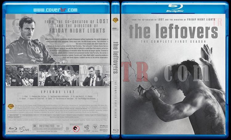 The Leftovers (Season 1) - Custom Bluray Cover - English [2014]-blu-ray-1-disc-flat-3173x1762-11mmjpg