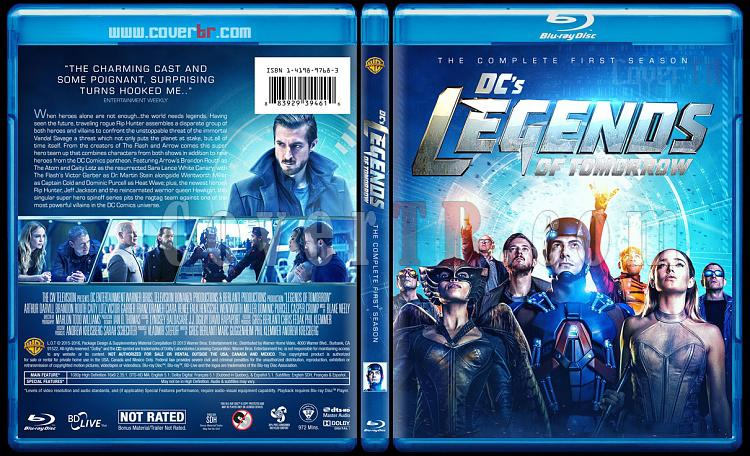 Legends of Tomorrow  (Season 1-?) - Custom Bluray - English [2016-?]-11jpg