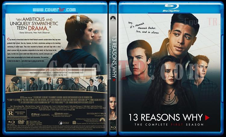 13 Reasons Why (Season 1) - Custom Bluray Box Set - English [2017]-blu-ray-1-disc-flat-3173x1762-11mmjpg