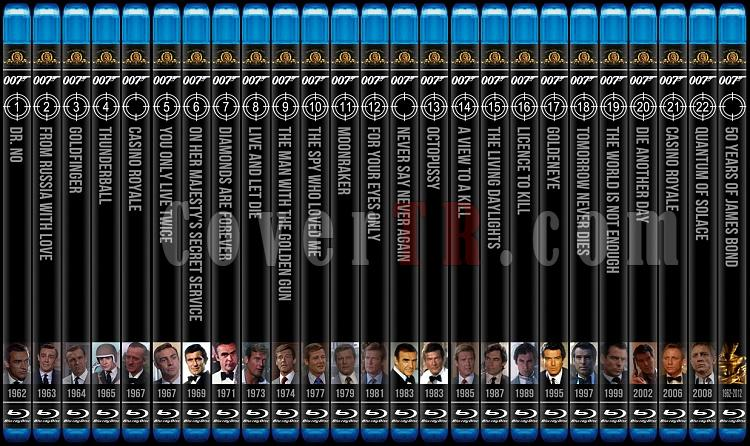 James Bond Collection - Custom Bluray Cover Set - English-untitled-1jpg