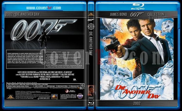 James Bond Collection - Custom Bluray Cover Set - English-2002-bond_007___die_another_dayjpg
