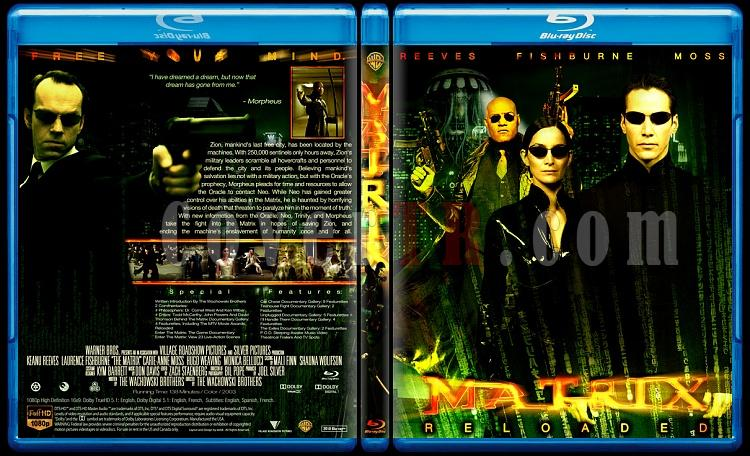 Matrix Collection - Custom Bluray Cover Set - English-22jpg