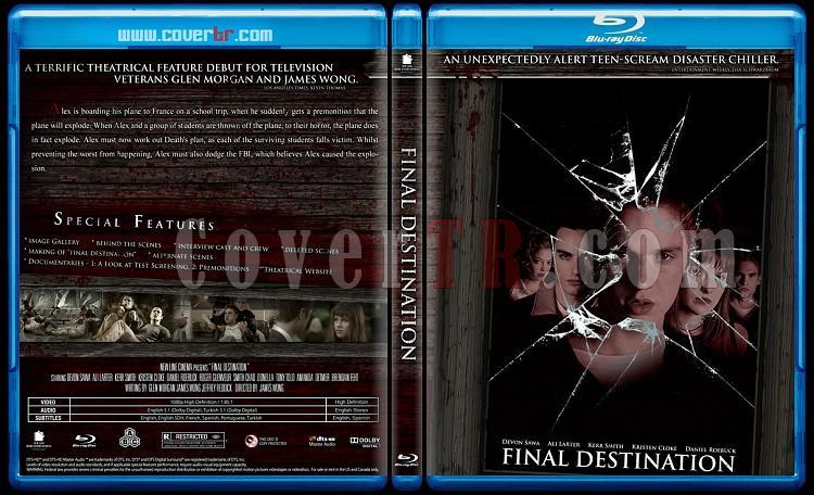 Final Destination Collection  (Son Durak Koleksiyonu) - Custom Bluray Cover Set - English-son-durak-1jpg