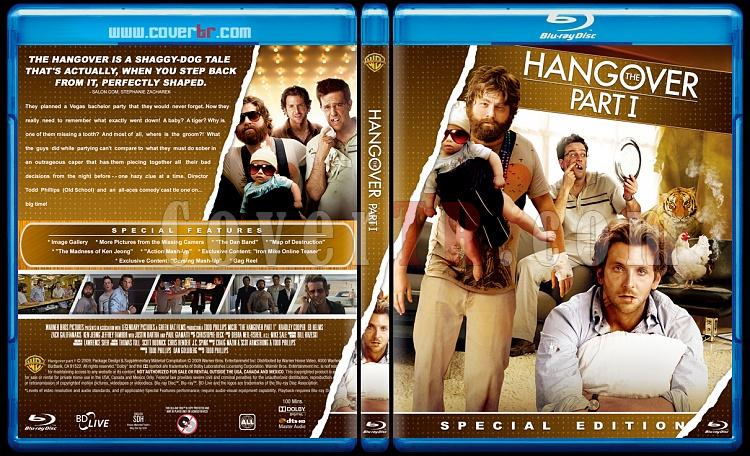 The Hangover Collection - Custom Bluray Cover Set - English [2009-2011]-hangover-part-1jpg