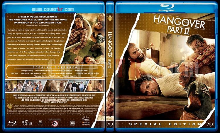 The Hangover Collection - Custom Bluray Cover Set - English [2009-2011]-hangover-part-2jpg