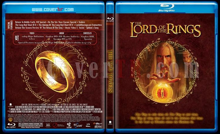 The Lord of the Rings Collection (Yüzüklerin Efendisi Koleksiyonu) - Custom Bluray Cover Set - English [2001-2002-2003]-lotr2jpg
