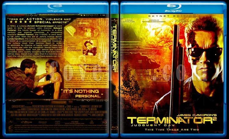 Terminator Collection - Custom Bluray Cover Set - English-terminator-2-judgment-day-v2jpg