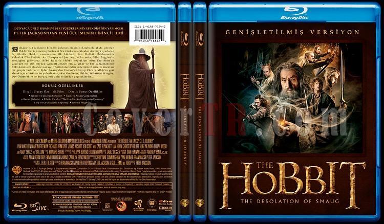 The Hobbit Collection - Custom Bluray Cover Set - Türkçe [2012-2013]-hobbit-koleksiyonujpg