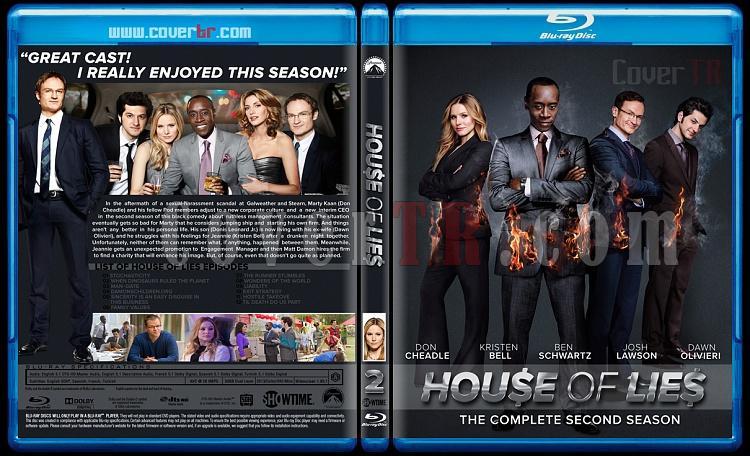 House of Lies (Seasons 1-3) - Custom Bluray Cover Set [2012-?]-02jpg