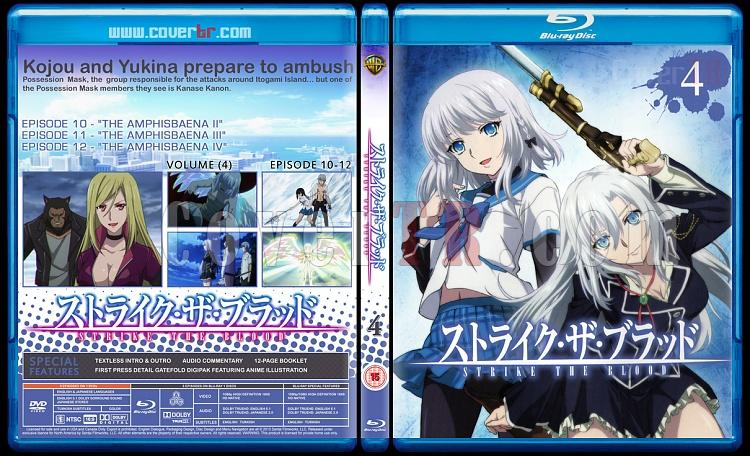 Strike The Blood - Custom Bluray Cover Set - English [2013]-4jpg