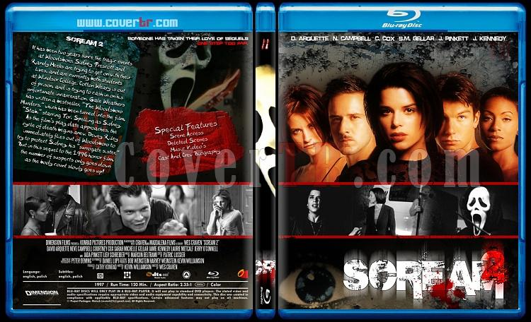 Scream Colleciton - Custom Bluray Cover Set - English [1996-2011]-scream_2-by_matush_blurayjpg