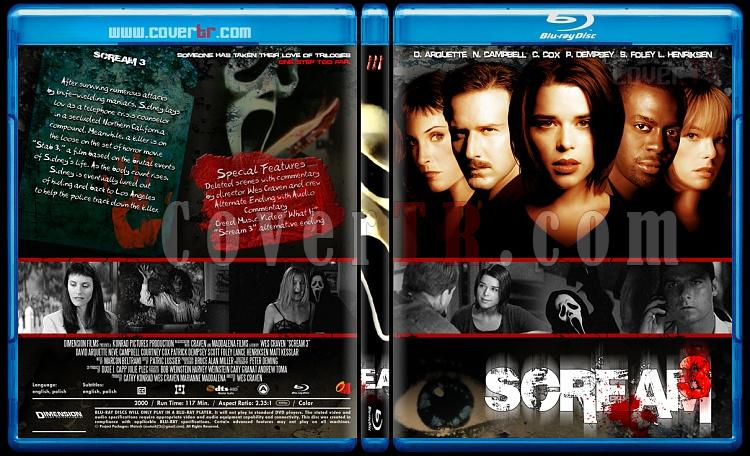 Scream Colleciton - Custom Bluray Cover Set - English [1996-2011]-scream_3-by_matush_blurayjpg