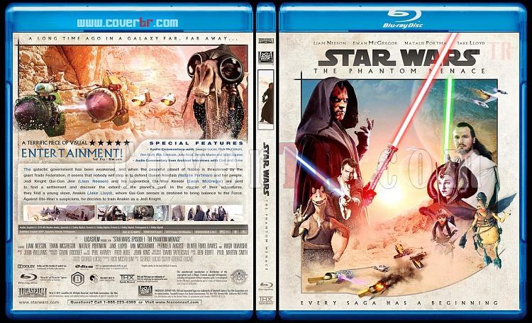 Star Wars (Episode 1-6) - Custom Bluray Cover Set - English [1977-2005]-1_star_wars_episode_i-the_phantom_menace_bd_by_matush_ctrjpg