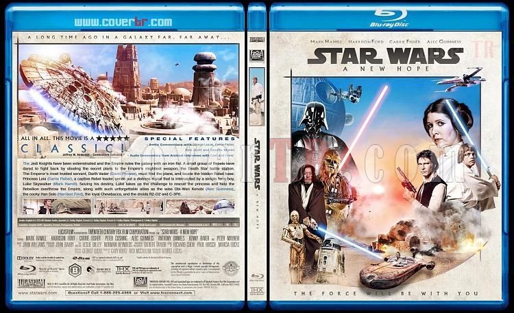 Star Wars (Episode 1-6) - Custom Bluray Cover Set - English [1977-2005]-4_star_wars_episode_iv-a_new_hope_bd_cover-by_matush_ctrjpg