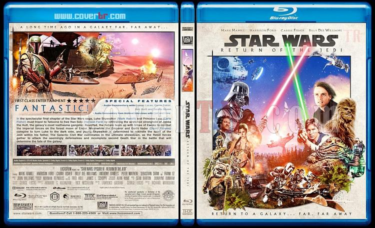 Star Wars (Episode 1-6) - Custom Bluray Cover Set - English [1977-2005]-6_star_wars_episode_vi_return_of_the_jedi_bd-by_matush_ctrjpg