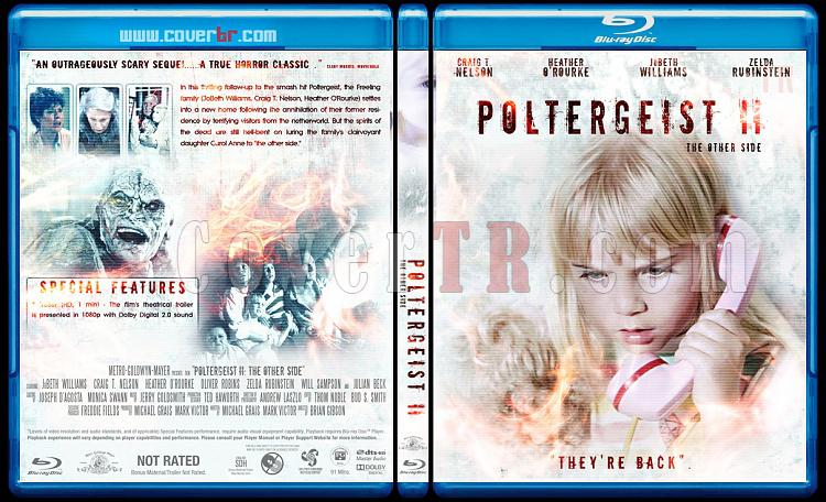 Poltergeist (Trilogy) - Custom Bluray Cover Set - English [1982-1988]-poltergeist_2_bd_cover_eng_ctrjpg