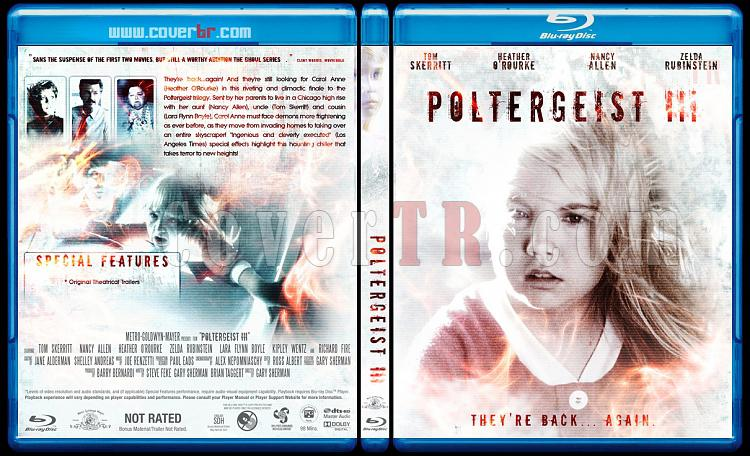 Poltergeist (Trilogy) - Custom Bluray Cover Set - English [1982-1988]-poltergeist_3_bd_cover_eng_ctrjpg