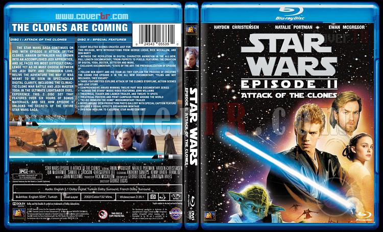 Star Wars Collection - Custom Bluray Cover Set - English [1977-2015]-2jpg