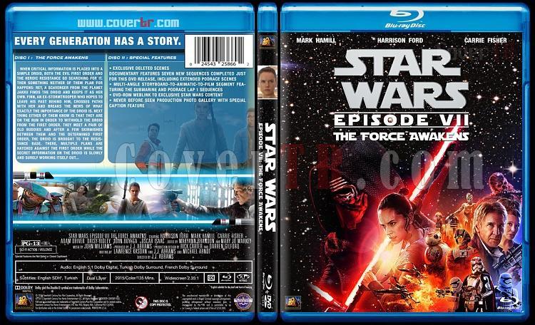 Star Wars Collection - Custom Bluray Cover Set - English [1977-2015]-7jpg