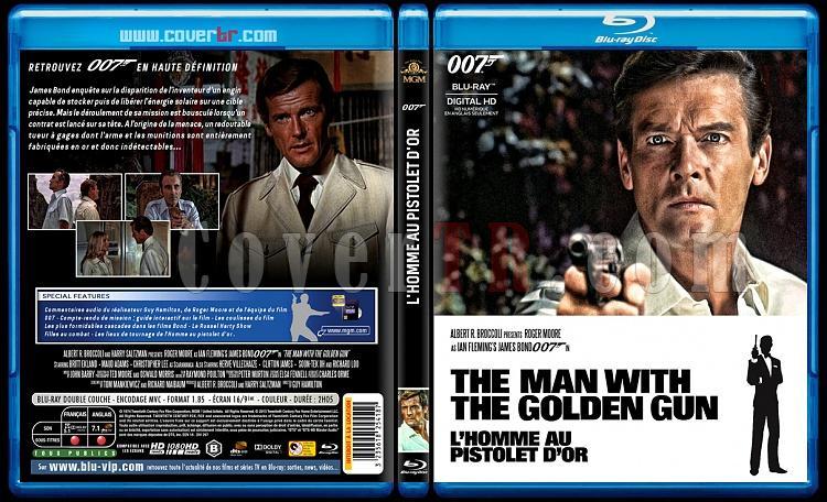 007 James Bond Collection - Custom Bluray Cover Set - French [1962-2015]-9-007-lhomme-au-pistolet-dorjpg