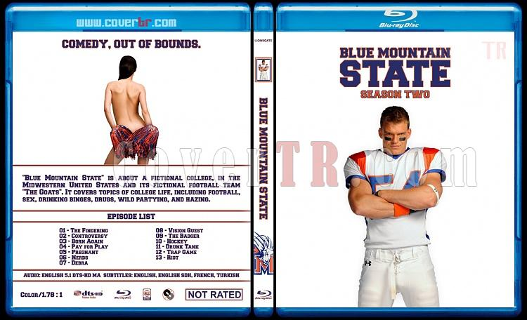Blue Mountain State (Seasons 1-3) - Custom Bluray Cover Set - English [2010-2011]-blue-mountain-state-season-2-custom-bluray-cover-ctrjpg