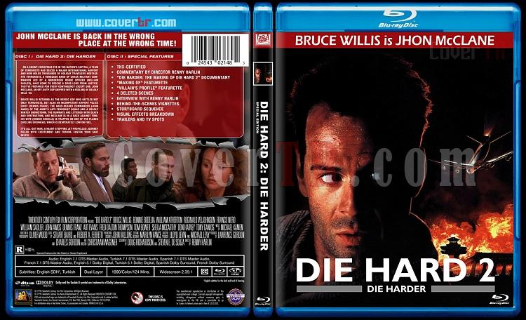Die Hard Series (Zor Ölüm Serisi) - Custom Dvd Bluray Set - English [1988-2013]-2jpg
