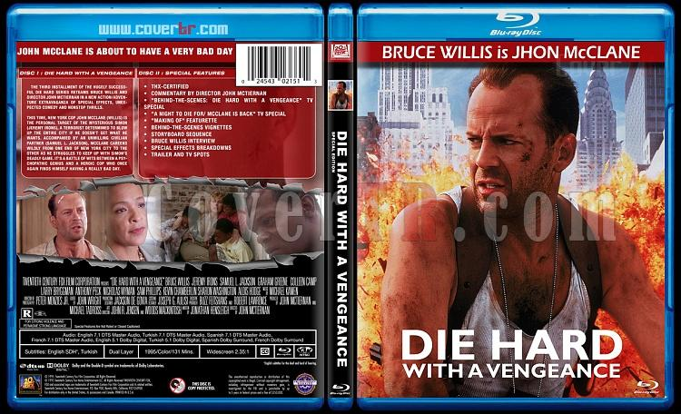 Die Hard Series (Zor Ölüm Serisi) - Custom Dvd Bluray Set - English [1988-2013]-3jpg