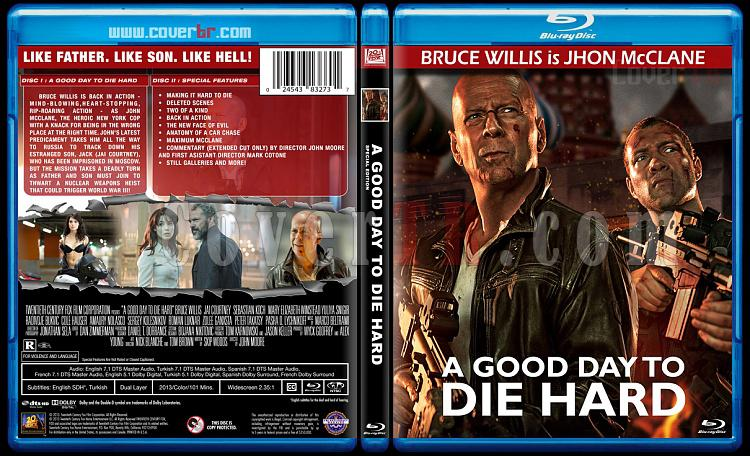Die Hard Series (Zor Ölüm Serisi) - Custom Dvd Bluray Set - English [1988-2013]-5jpg