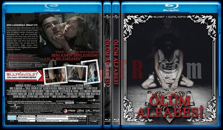 Ouija Duology (Ölüm Alfabesi) - Custom Bluray Cover Set - Turkish [2014-2016]-br-spine-copyjpg