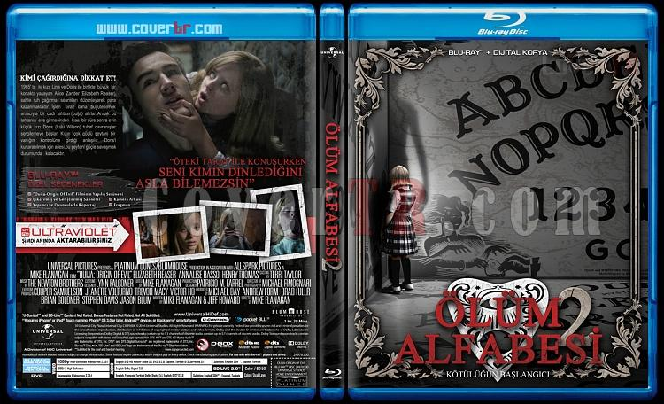 Ouija Duology (Ölüm Alfabesi) - Custom Bluray Cover Set - Turkish [2014-2016]-ouija-2jpg