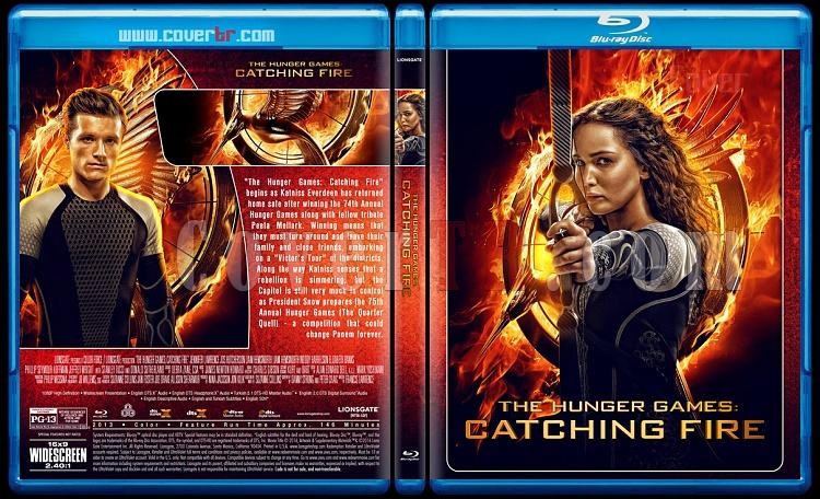 The Hunger Games Collection - Custom Bluray Cover Set - English [2012-2015]-2jpg