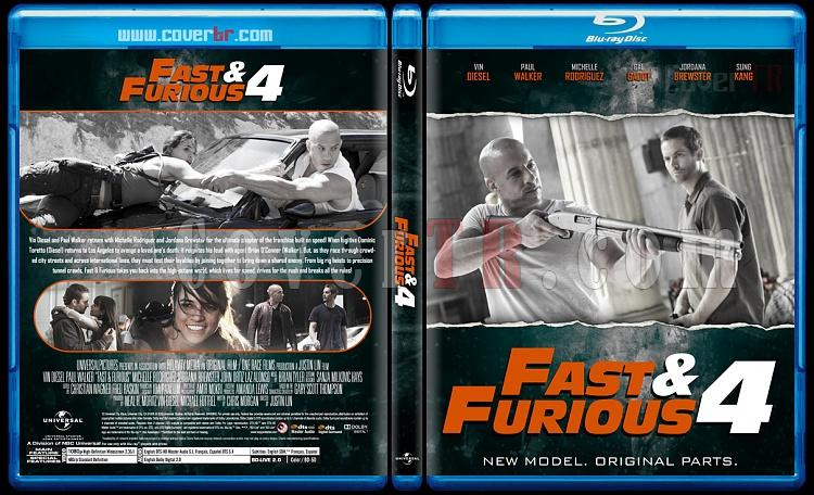 The Fast and the Furious Collection - Custom Bluray Cover Set - English [2001-2017]-4jpg
