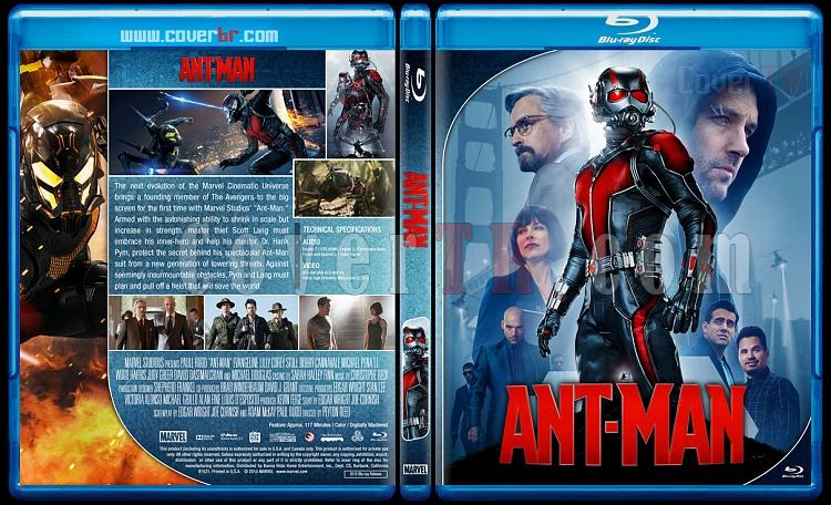 Ant-Man - Custom Bluray Cover - English [2015]-1jpg