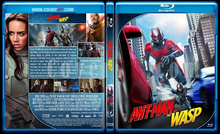 Ant-Man - Custom Bluray Cover - English [2015]-2jpg