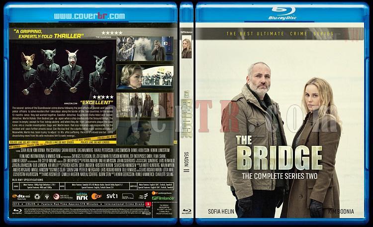 The Bridge - Bron/Broen (Seasons 1-4) - Custom Bluray Cover Set - English [2011-2018]-season-2jpg