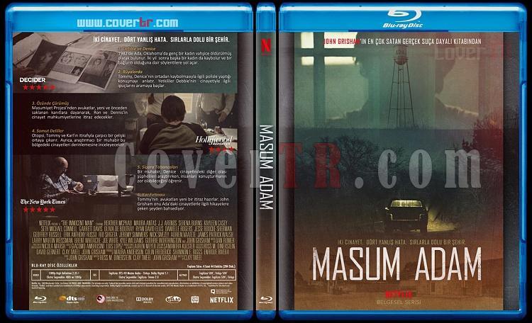 Netflix Documentary Series - Custom Bluray Cover Set - Türkçe [2015-2020]-innocent-manjpg